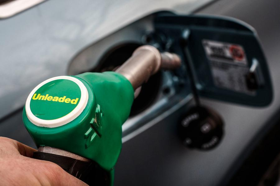 UK fuel prices fall for the first time since March