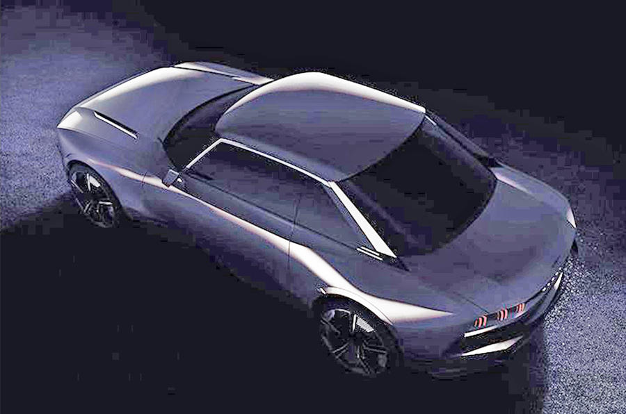 Peugeot Coupe Concept To Be Revealed Tomorrow Autocar