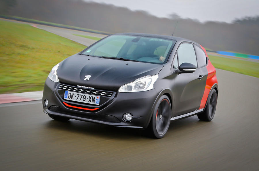 peugeot 39 s 208 gti 30th anniversary special honours a legend autocar. Black Bedroom Furniture Sets. Home Design Ideas