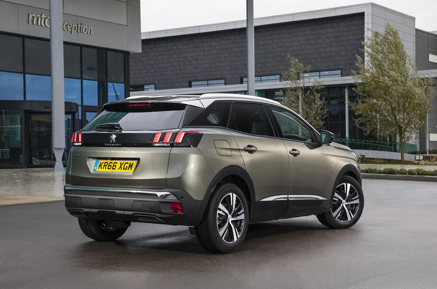 Peugeot 3008 2.0 BlueHDi 180 GT review