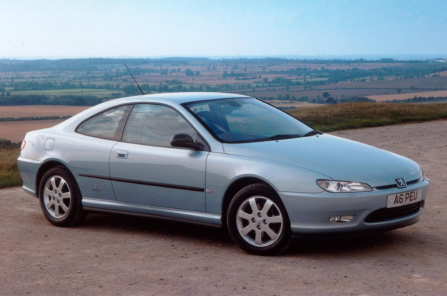 was the peugeot 406 coupe really a rejected ferrari design autocar. Black Bedroom Furniture Sets. Home Design Ideas
