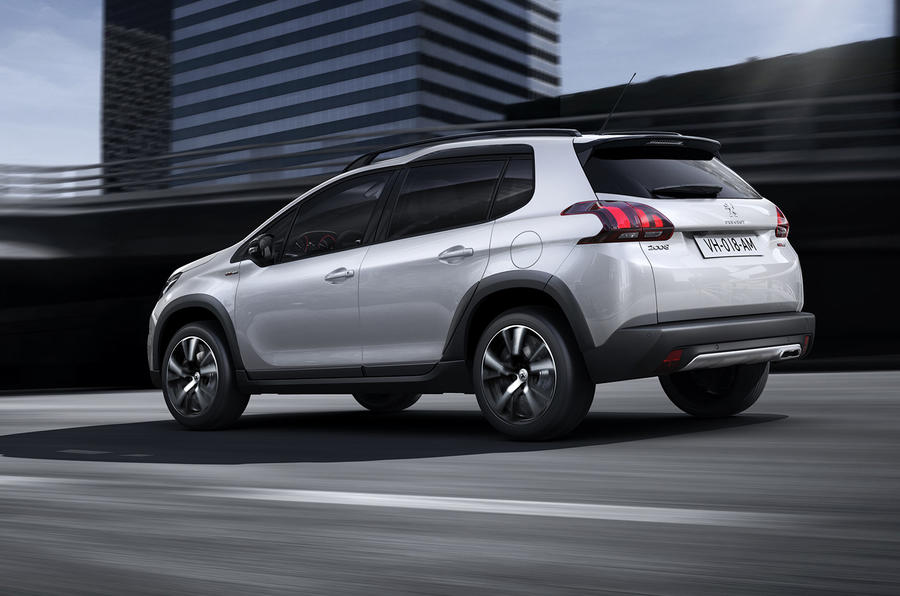 Facelifted Peugeot 2008 Revealed Autocar