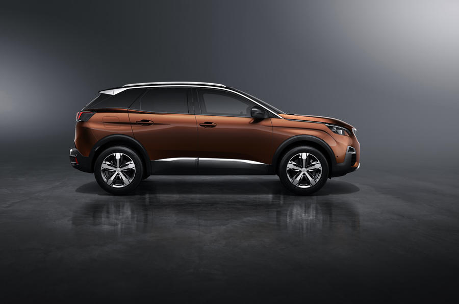 2017 peugeot 3008 reborn as suv autocar. Black Bedroom Furniture Sets. Home Design Ideas