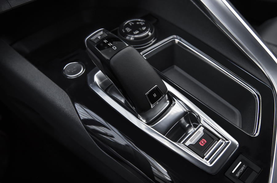 Peugeot 3008 automatic gearbox