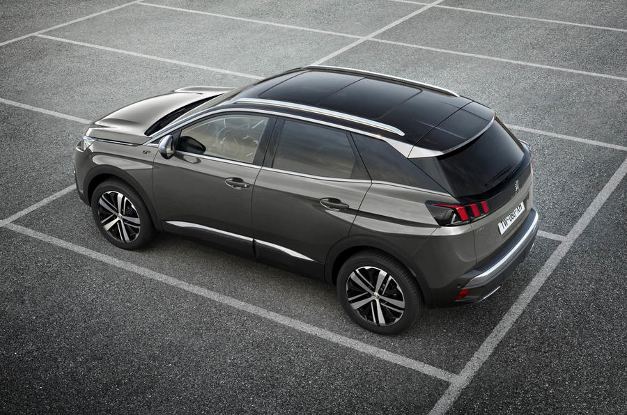 peugeot 3008 gt launched as crossover's new range-topper | autocar