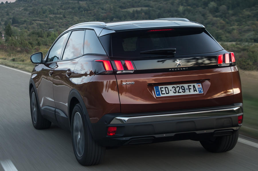 2017 peugeot 3008 1.6 thp 165 allure eat6 review review | autocar