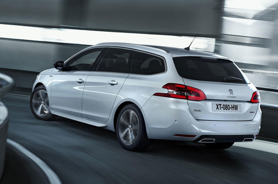 New Peugeot 209 >> Peugeot 308 gets upgraded engines and extra safety tech for 2017 | Autocar