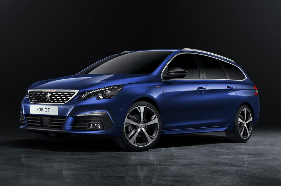 peugeot 308 gets upgraded engines and extra safety tech for 2017 autocar. Black Bedroom Furniture Sets. Home Design Ideas
