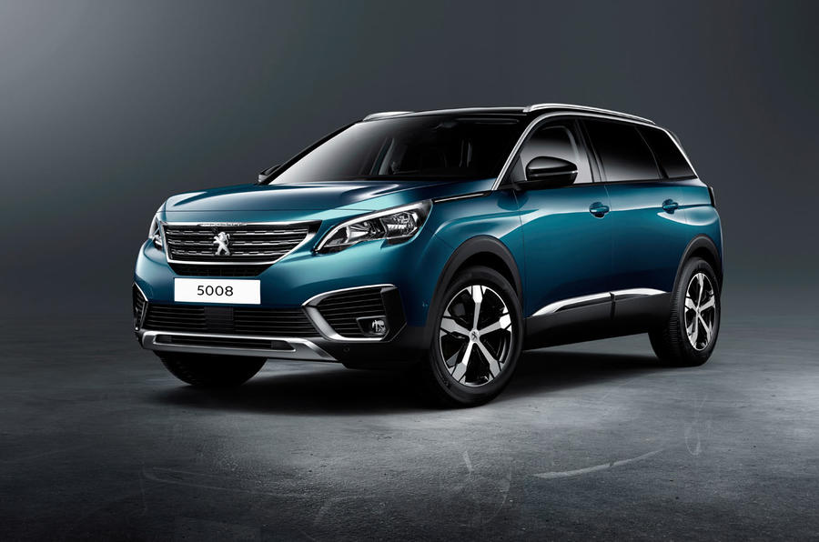 Peugeot 5008 continues French brand's SUV transformation