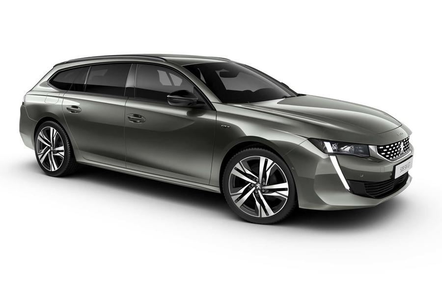 peugeot 508 sw first edition makes its debut at paris autocar. Black Bedroom Furniture Sets. Home Design Ideas