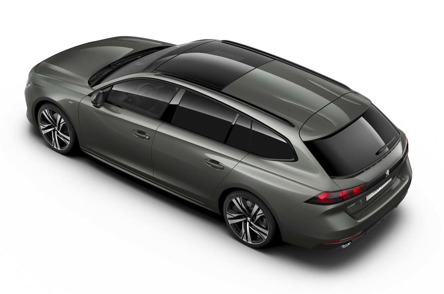 Peugeot 508 Sw First Edition Makes Its Debut At Paris