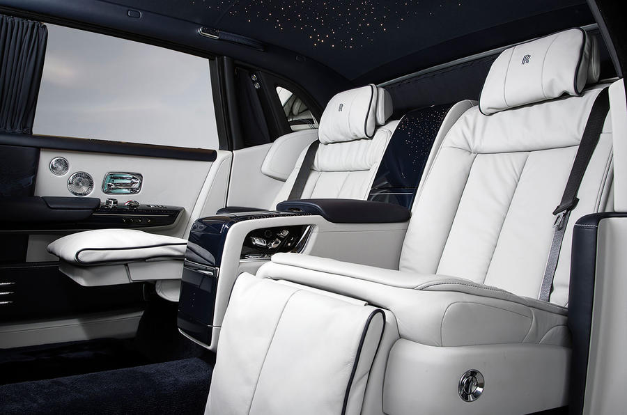 Rolls Royce Showcases Bespoke Division Creations Autocar