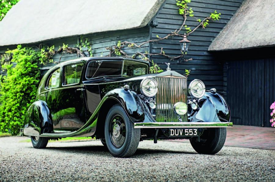Rolls-Royce Phantom MkIII