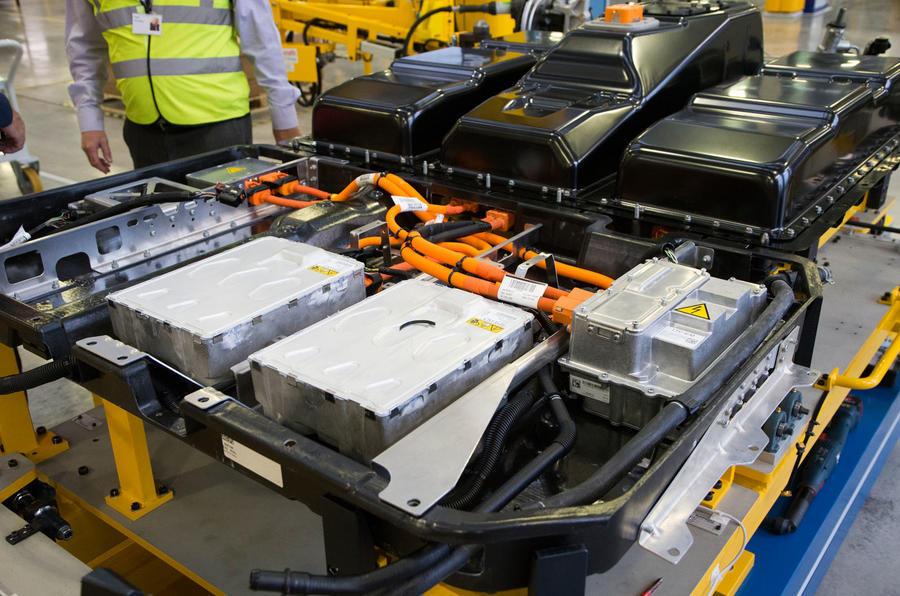 Oxford company opens EV motor facility