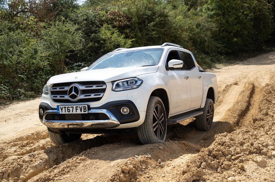 Mercedes-Benz to end production of X-Class pick-up in May