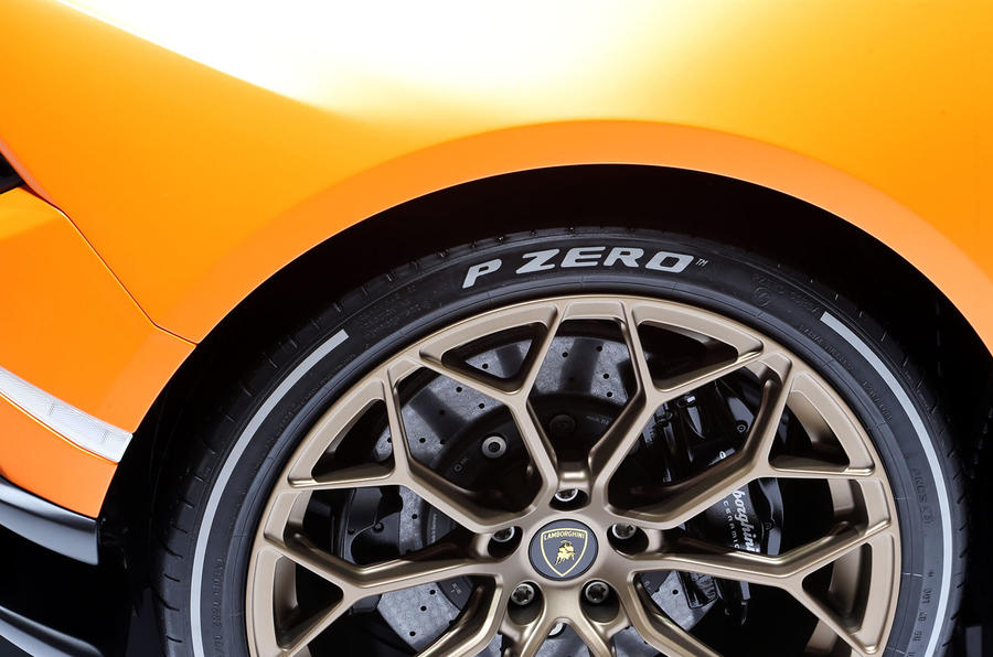 Pirelli tyre paint