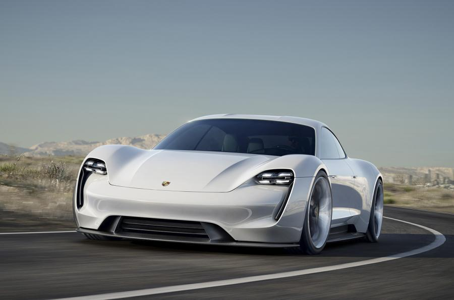 Porsche Taycan on course for 2019 launch