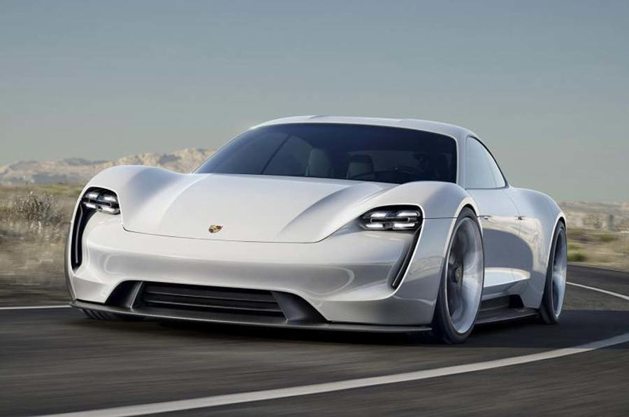 Porsche plans electric SUV and Tesla Roadster,rivalling