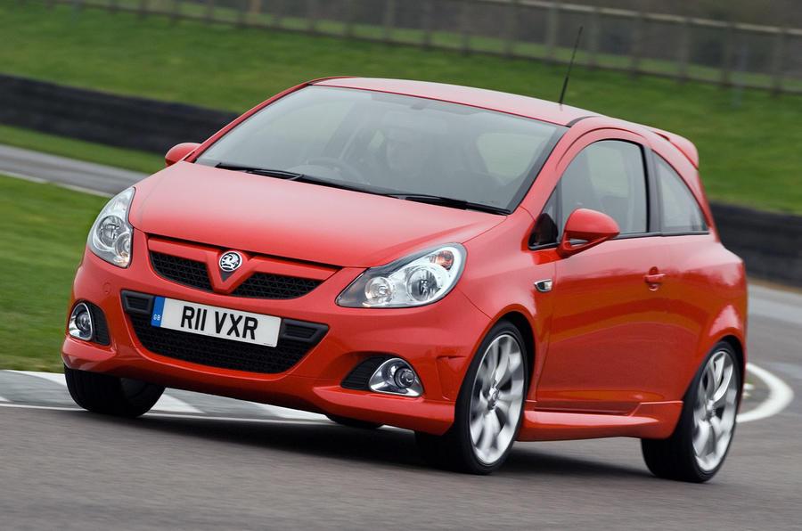 Vauxhall Corsa VXR 1.6i Turbo