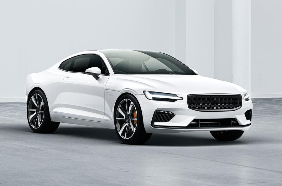 Polestar Production Plant will be built in China