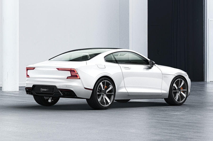 Polestar 1 hybrid to go on 'brand-building' world tour before 2019 launch