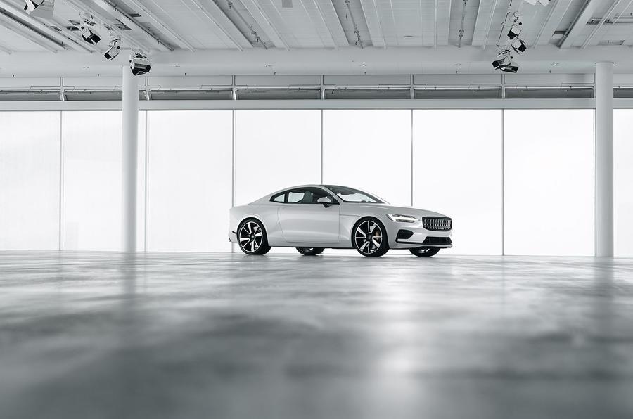 Polestar 1 coupé