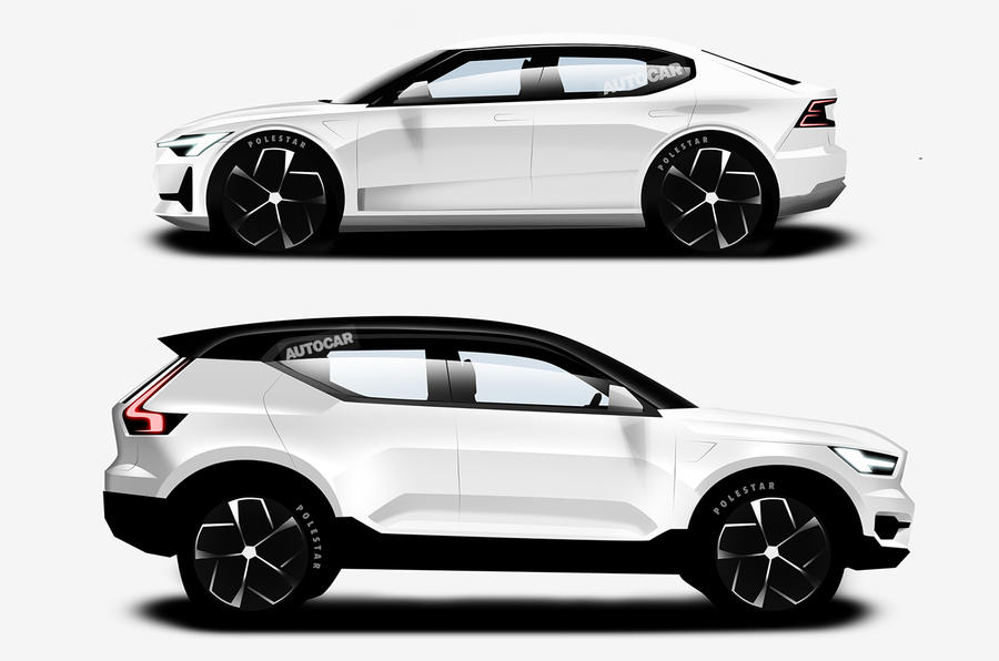 Polestar To Take On Tesla With Model 3 Rival And Suv By