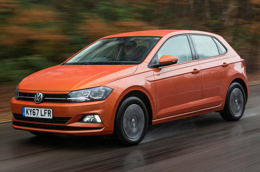 Volkswagen Polo advert banned for 'encouraging irresponsible driving'