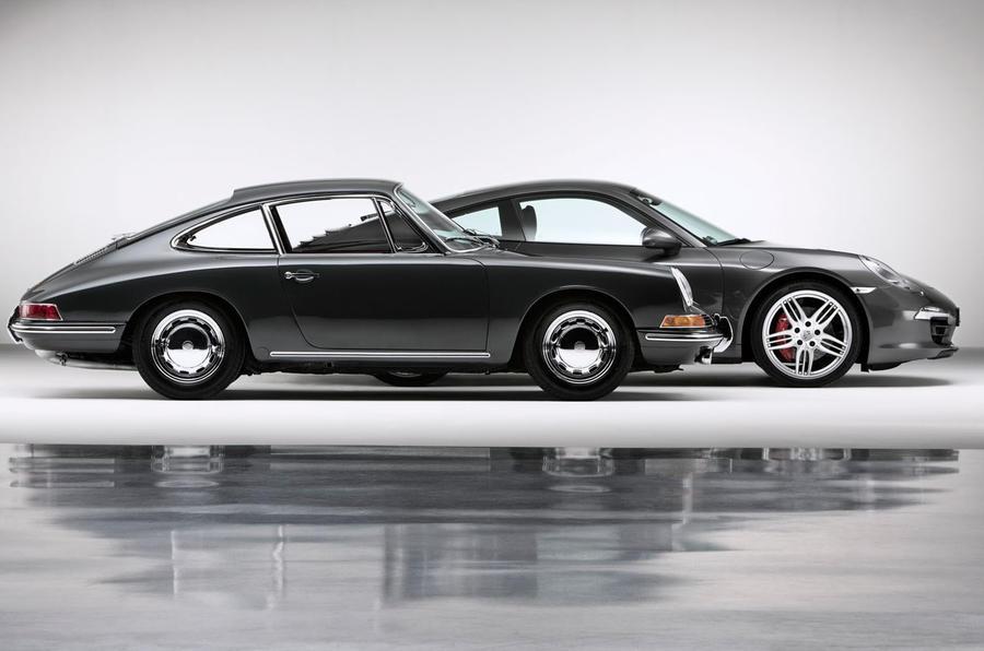 5: 1963 Porsche 911