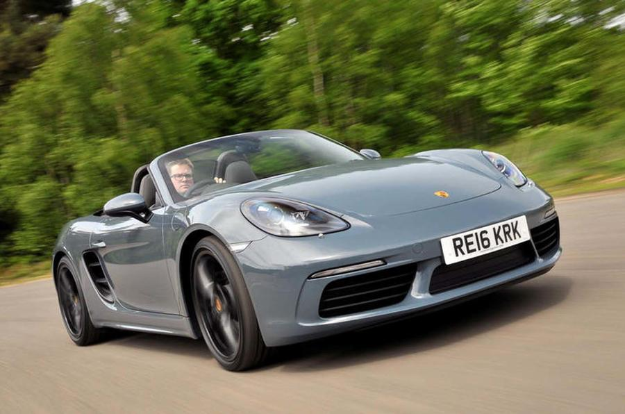 Porsche plans electric SUV and Tesla Roadster-rivalling sports car