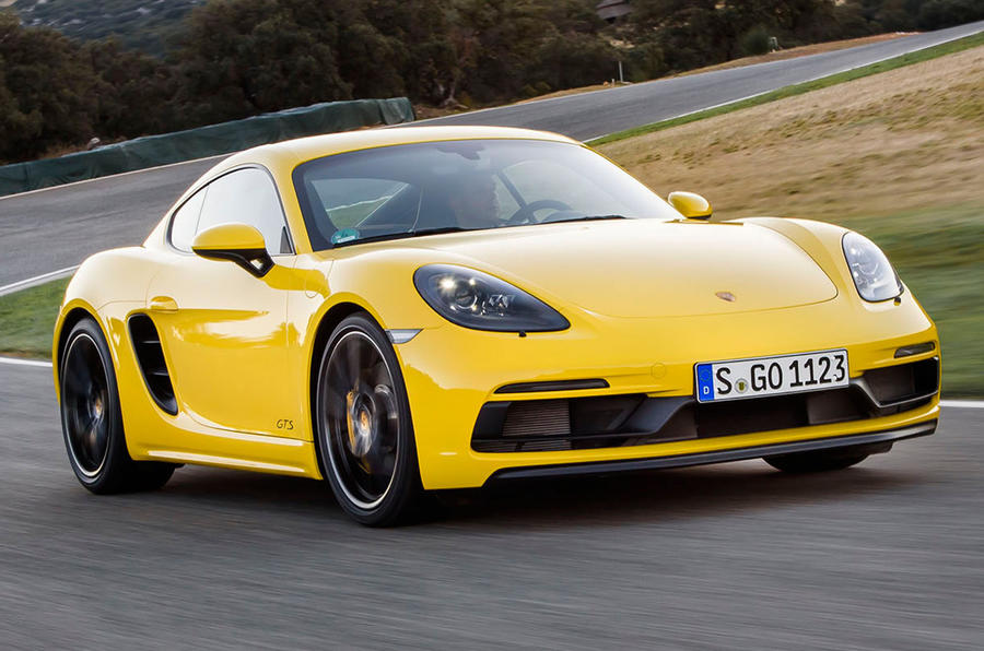 porsche 718 cayman gts 2017 review | autocar