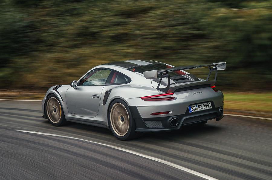 Porsche 911 GT2 RS 2017 review   Autocar