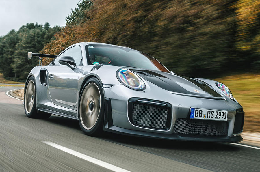 Check Out This Mysterious Porsche 911 GT2 RS-Based Prototype