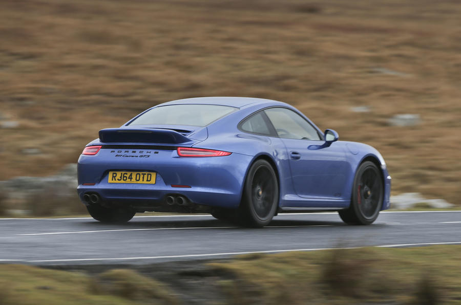 2015 Porsche 911 Carrera Gts Uk Review Autocar