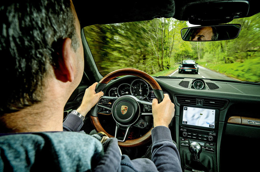 Porsche 911 special: driving the one-millionth model