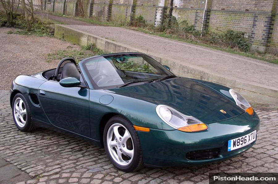 to buy or not to buy 2000 porsche boxster 2 7 for 5995 autocar. Black Bedroom Furniture Sets. Home Design Ideas