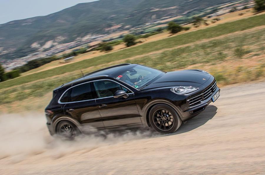 Kết quả hình ảnh cho Porsche Cayenne All New 2018