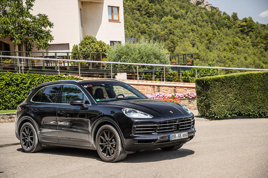 porsche cayenne turbo 2018. unique 2018 exclusive 2018 porsche cayenne prototype review throughout porsche cayenne turbo
