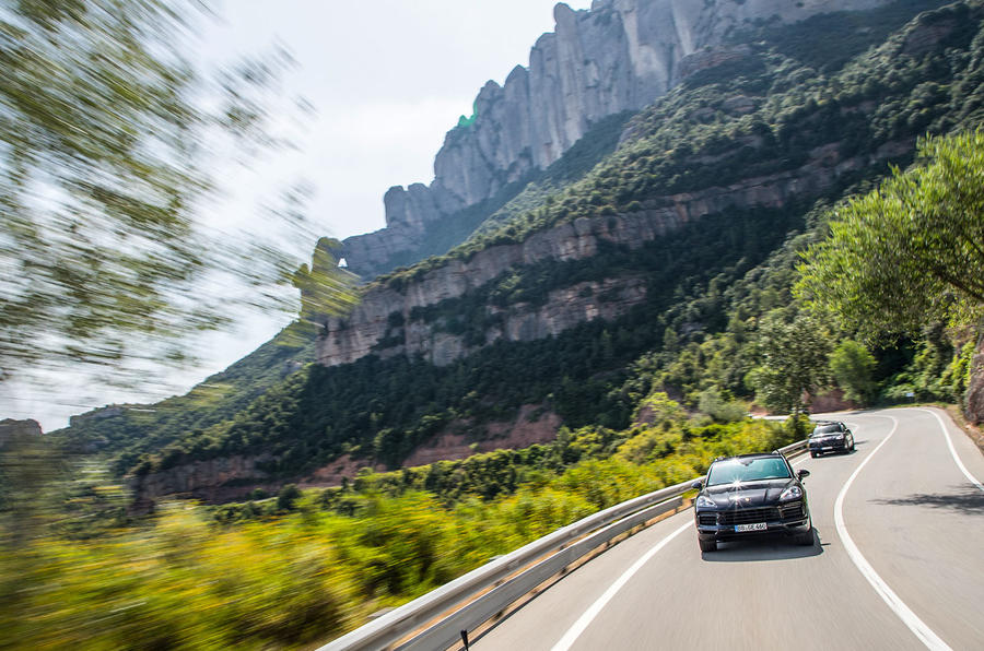 EXCLUSIVE: 2018 Porsche Cayenne prototype review