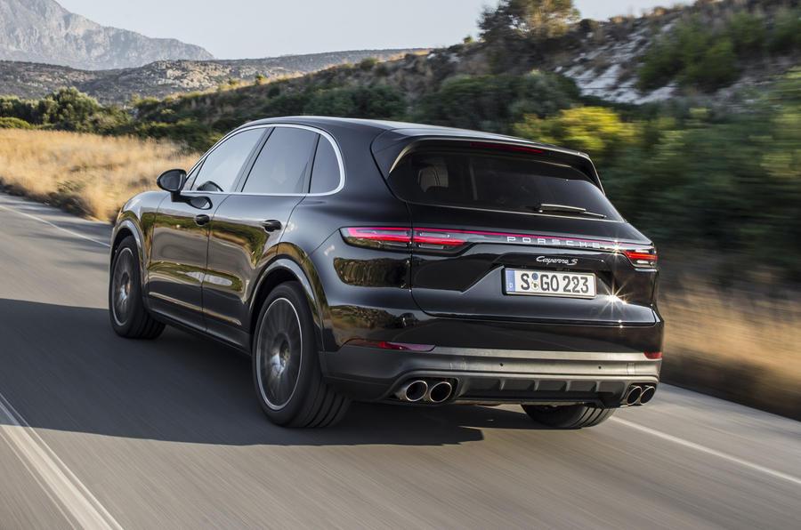 Porsche cayenne s diesel 2018