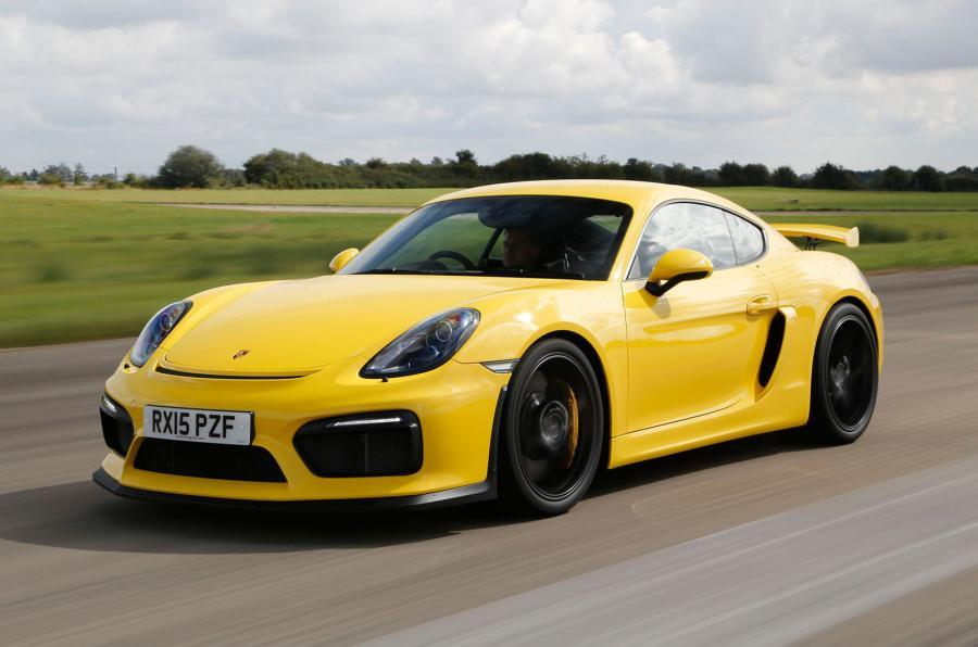 Porsche Cayman GT4 - have you heard? It's really rather ...