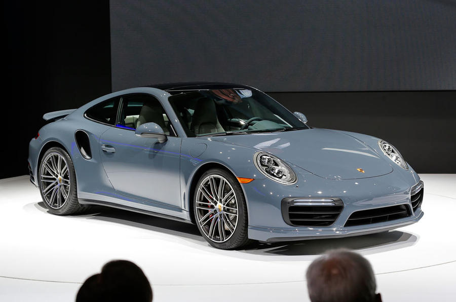 2016 Porsche 911 Turbo And Turbo S Revealed Autocar