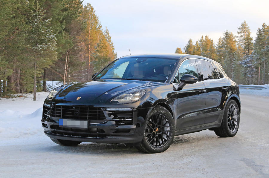 Porsche Cayenne Redesign >> 2018 Porsche Macan – SUV to get new turbocharged V6 petrol engines | Autocar