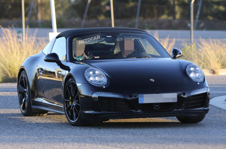 No flat eight engines on future Porsche 911s | Autocar