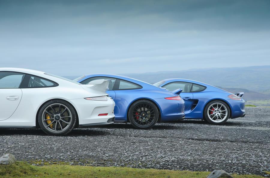 Vwvortex Com Autocar Test Porsche 991 911 Gt3 Vs 991