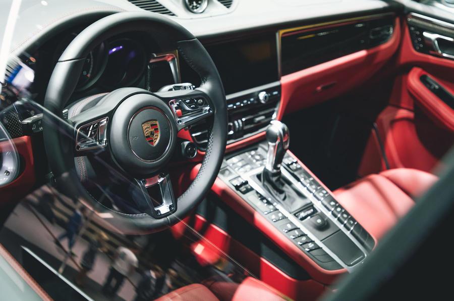 New 2019 Porsche Macan Turbo touches down in Frankfurt