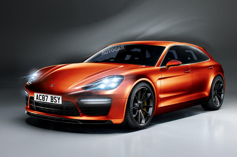 Porsche To Take On Bmw 5 Series With New Electric Saloon