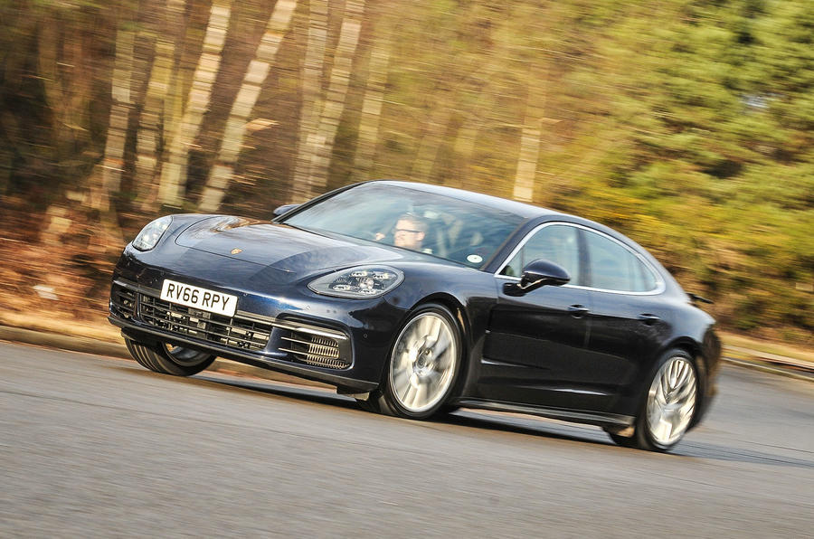 Porsche Drops Diesel to Focus on Hybrid Technology and Electromobility