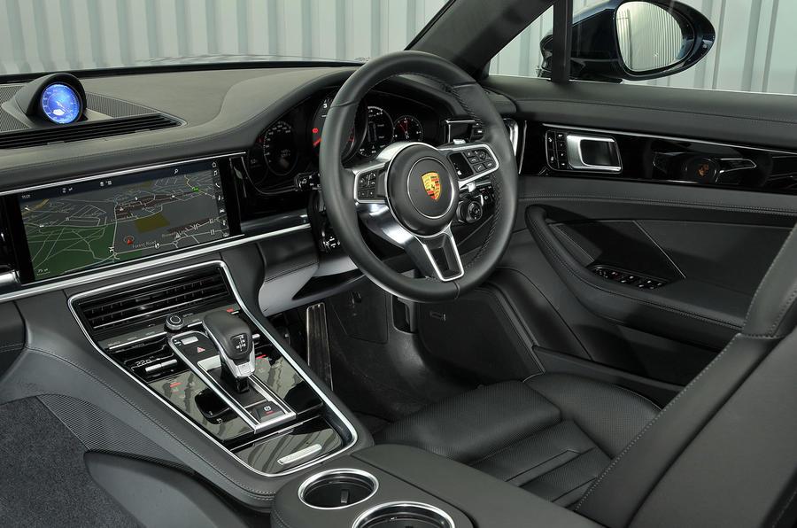 2017 porsche panamera 4s diesel uk drive review autocar. Black Bedroom Furniture Sets. Home Design Ideas