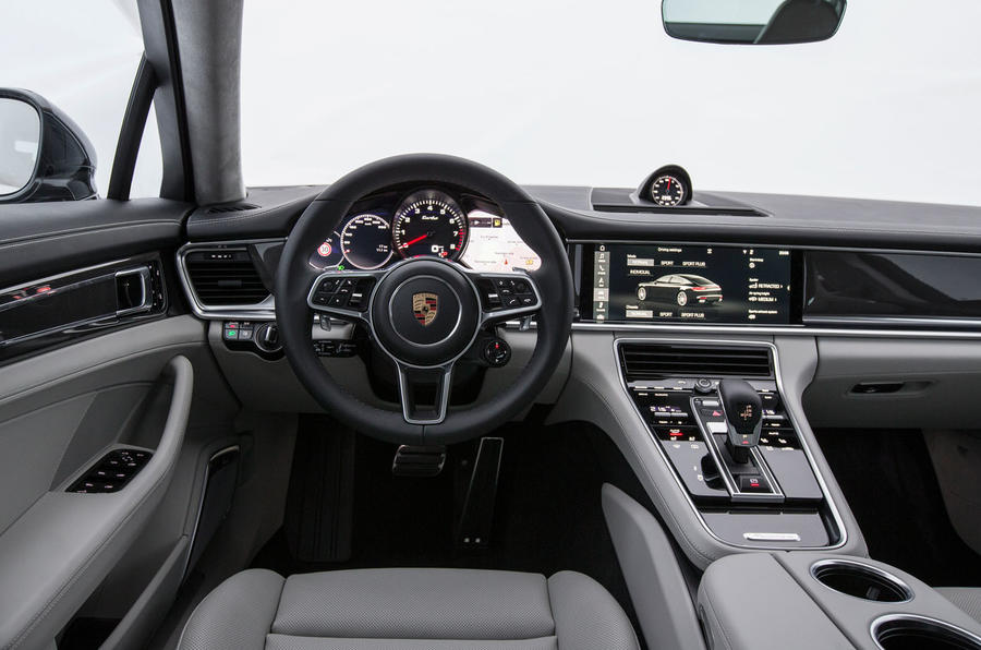 2016 Porsche Panamera Revealed Autocar